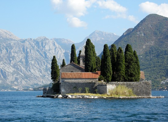 Island of Saint George, Montenegro by Jets Like Taxis