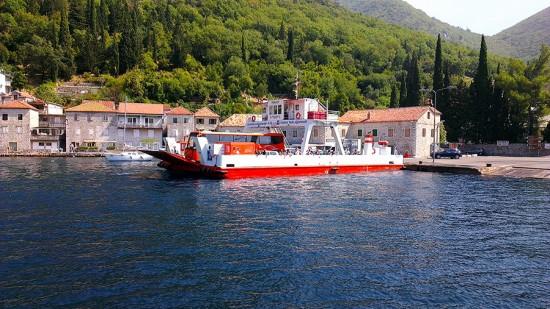 Kamenari-Lepetane Ferry in Montenegro by Jets Like Taxis