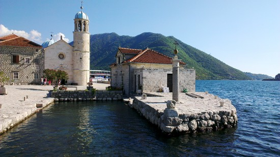 Our Lady of the Rocks, Montenegro by Jets Like Taxis