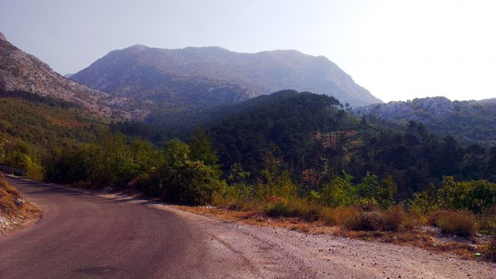 The Mountains of Montenegro by Jets Like Taxis