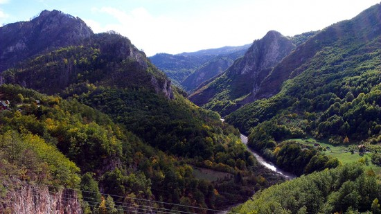 Tara Canyon, Montenegro by Jets Like Taxis