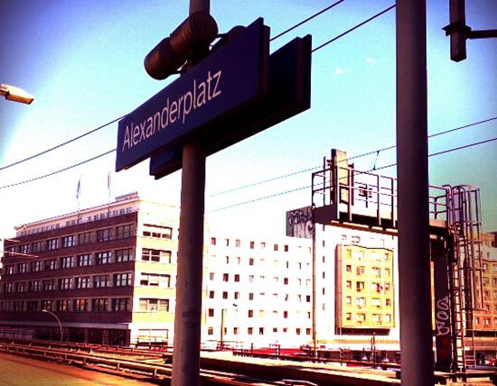 Berlin Alexanderplatz by Jets Like Taxis