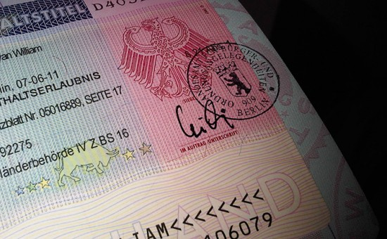 Germany Visa by Jets Like Taxis