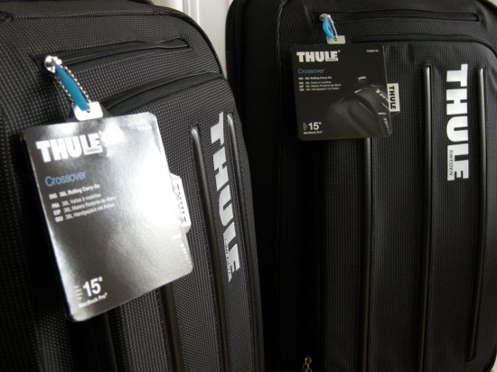 Thule Crossover 38L Rolling Carry-On by Jets Like Taxis