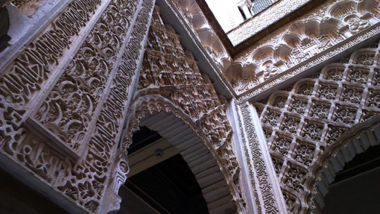 Real Alcázar in Seville by Jets Like Taxis