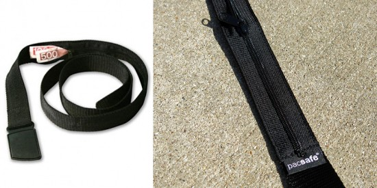 CashSafe Travel Belt by Pacsafe