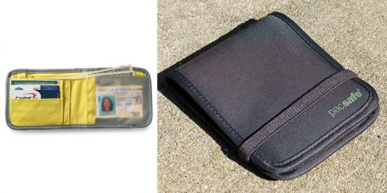 RFID Blocking Wallet by Pacsafe