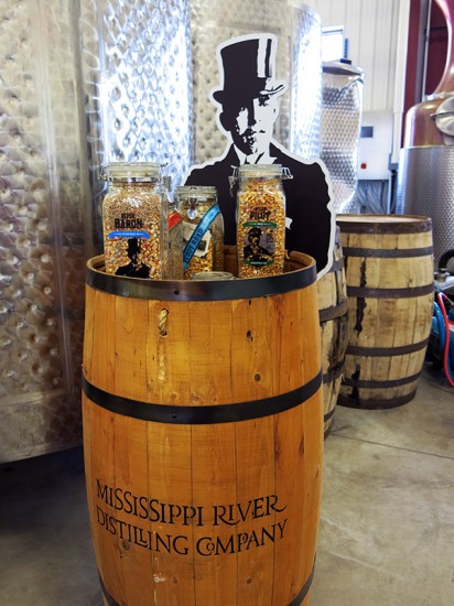 Mississippi River Distilling Co. by Jets Like Taxis