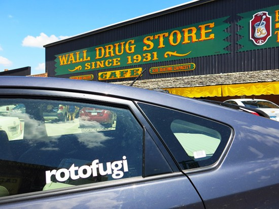 Wall Drug in South Dakota by Jets Like Taxis