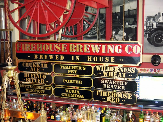 Firehouse Brewing Co. by Jets Like Taxis