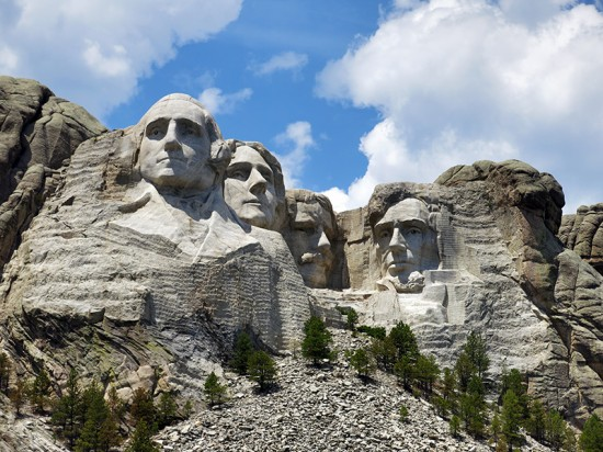 Mt. Rushmore by Jets Like Taxis