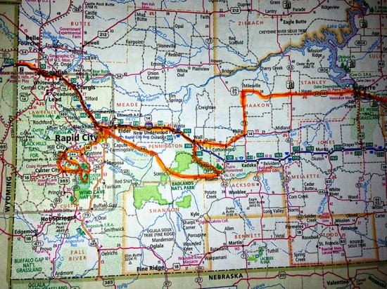 Rapid City, SD by Jets Like Taxis