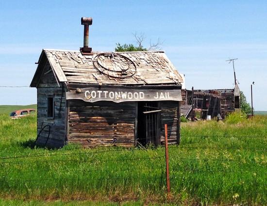 Cottonwood, South Dakota by Jets Like Taxis