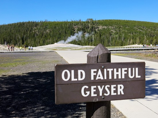 Yellowstone National Park by Jets Like Taxis
