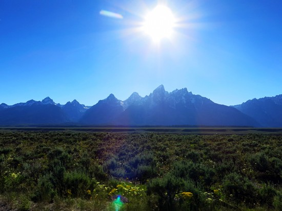 Grand Teton National Park by Jets Like Taxis