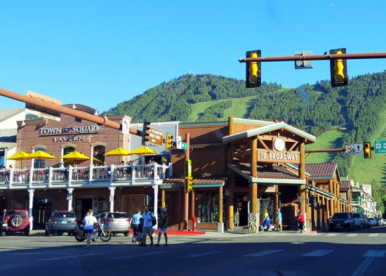 Jackson, Wyoming by Jets Like Taxis