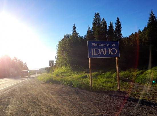Idaho by Jets Like Taxis
