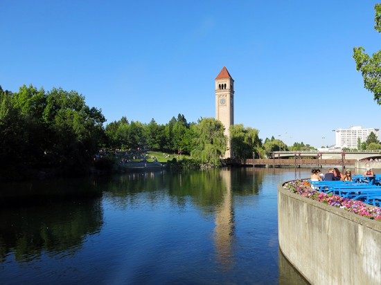 Riverfront Park in Spokane, WA by Jets Like Taxis