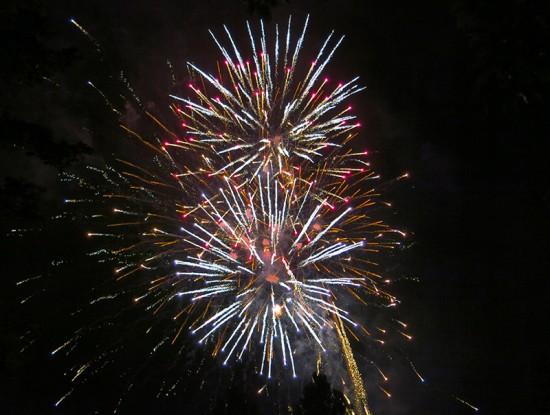 Fireworks in Spokane, WA by Jets Like Taxis