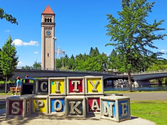 Spokane, Washington by Jets Like Taxis