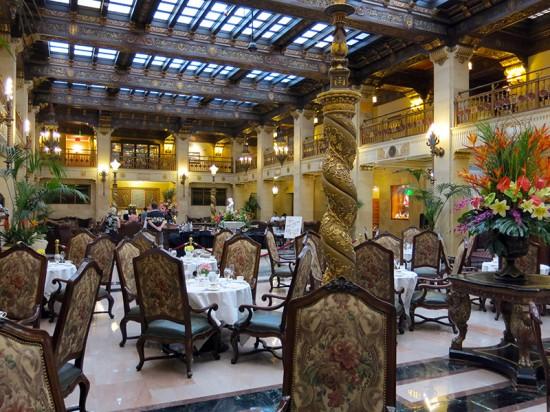 Davenport Hotel in Spokane, WA by Jets Like Taxis