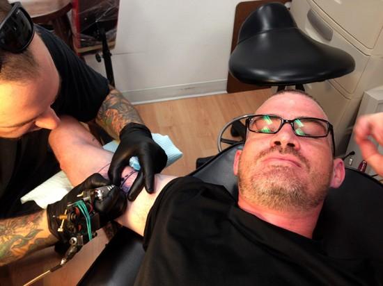 Screamin' Ink Tattoo in Spokane, WA by Jets Like Taxis
