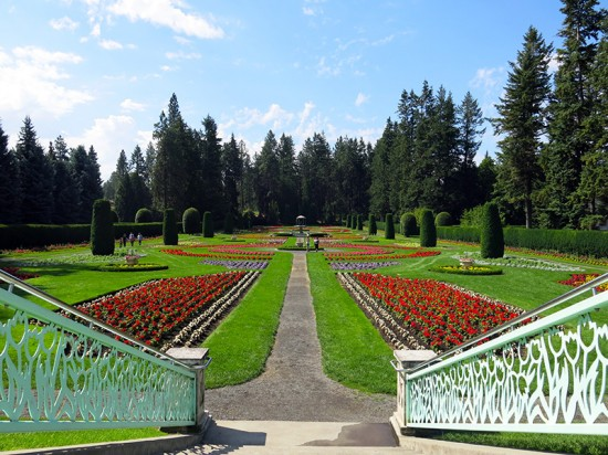 Manito Park in Spokane, WA by Jets Like Taxis