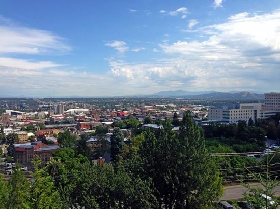 Spokane, WA by Jets Like Taxis