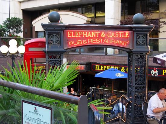 Elephant & Castle in Seattle by Jets Like Taxis