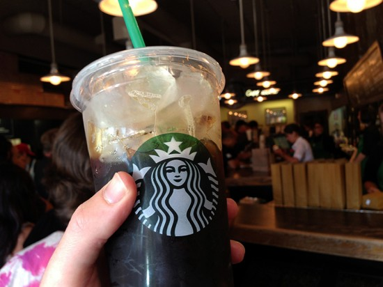 Starbucks in Seattle by Jets Like Taxis