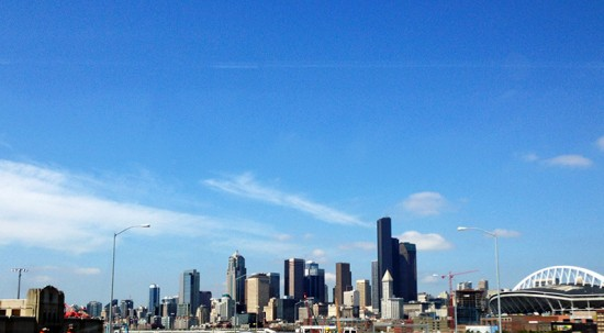 Seattle by Jets Like Taxis