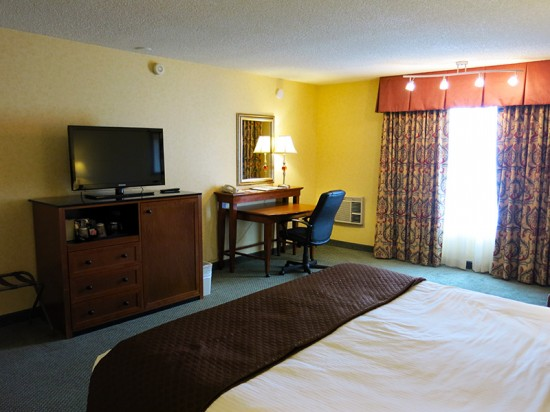 Red Lion Hotel in Eureka, California by Jets Like Taxis