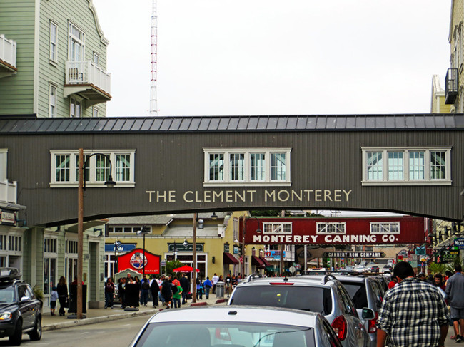 Cannery Row in Monterey, CA by Jets Like Taxis