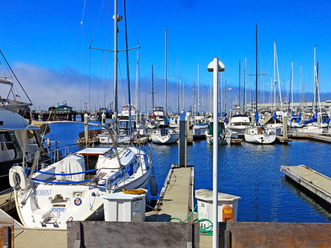 Monterey Bay by Jets Like Taxis