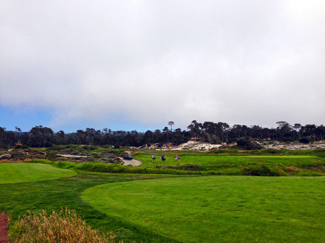 Pebble Beach by Jets Like Taxis