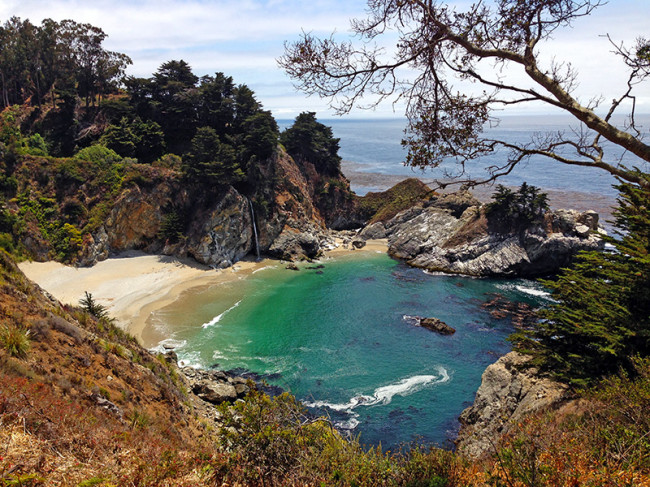 Julia Pfeiffer-Burns State Park by Jets Like Taxis