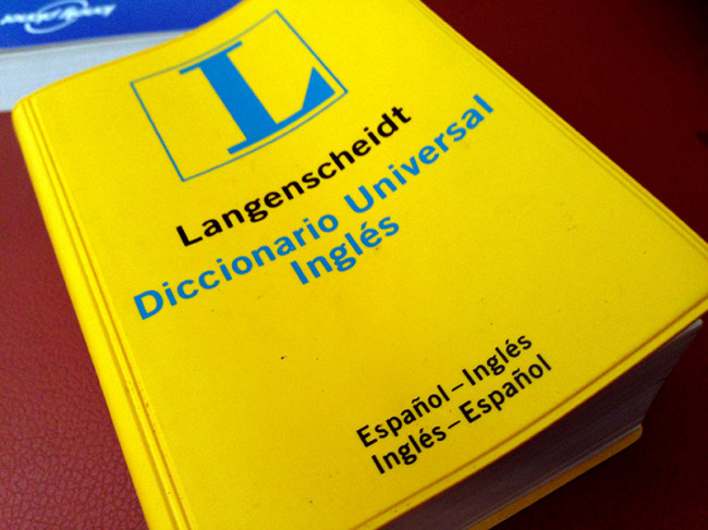 Langenscheidt Pocket Dictionary Spanish-English by Jets Like Taxis