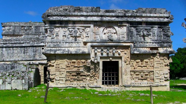 Chichen Itza by Marginal Boundaries