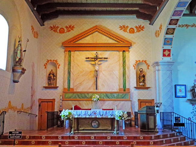 Mission San Luis Obispo de Tolosa by Jets Like Taxis