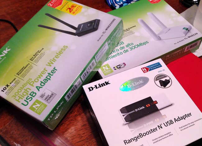 Wireless Adapter and Range Extender by Jets Like Taxis