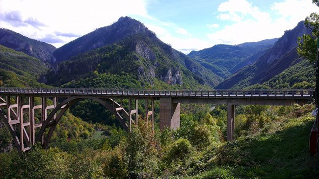 Tara River Canyon, Montenegro by Jets Like Taxis