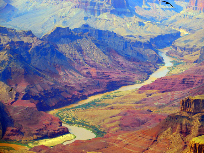 Grand Canyon by Jets Like Taxis