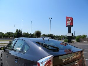 Red Roof Inn in San Marcos, Texas by Jets Like Taxis