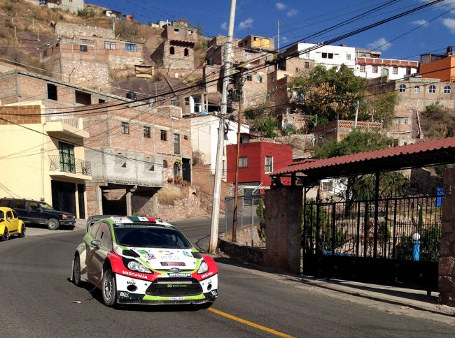 2014 WRC Rally Mexico by Jets Like Taxis