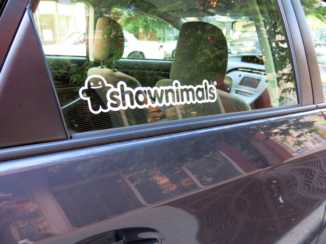 Shawnimals by Jets Like Taxis