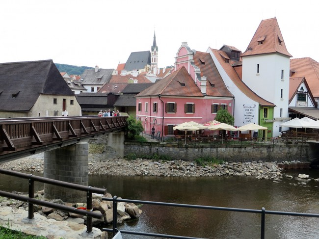 Cesky Krumlov, Czech Republic by Jets Like Taxis