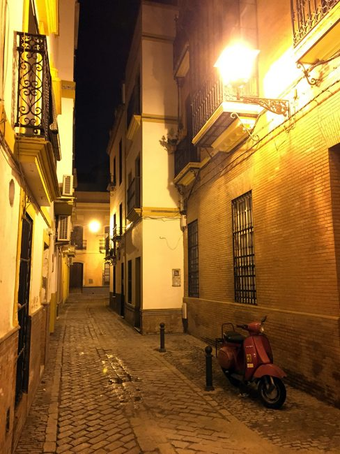 Seville, Spain by Jets Like Taxis