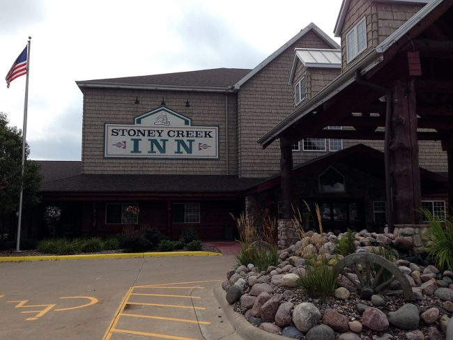 Stoney Creek Inn in La Crosse, Wisconsin by Jets Like Taxis