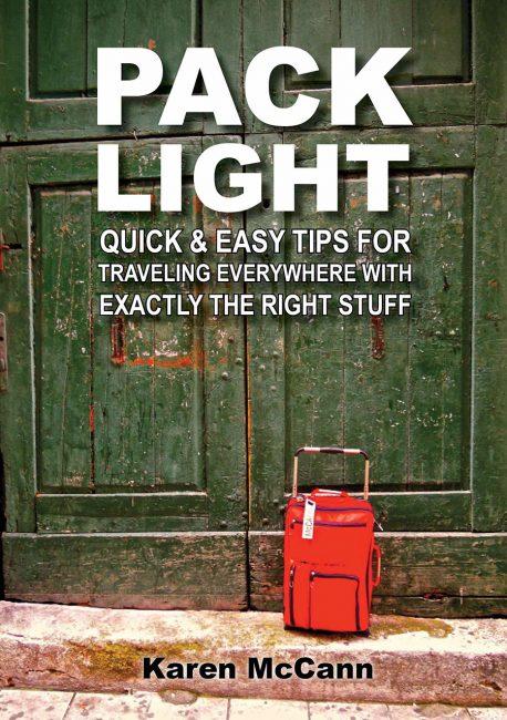 Pack Light by Karen McCann