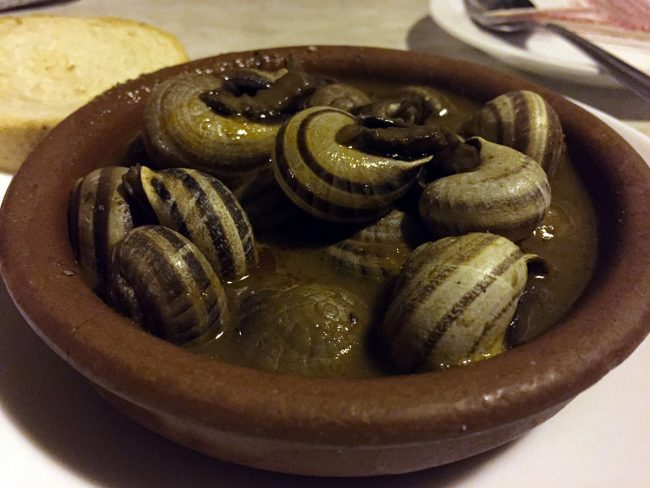 Snails by Jets Like Taxis